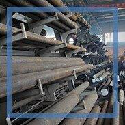 Постоянный входной контроль качества металла, материалов и комплектующих